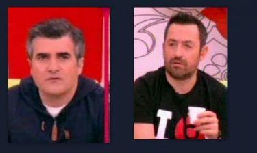 Έξαλλος ο Γεωργαντάς με το σχόλιο που έκανε για εκείνον ο Σταματόπουλος on air