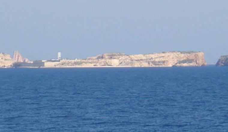 Το ιδιόκτητο νησί του Βεντούρη