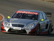 Ο Έλληνας οδηγός αγώνων της Mercedes