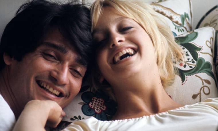Να γιατί λατρεύει η Goldie Hawn την Ελλάδα