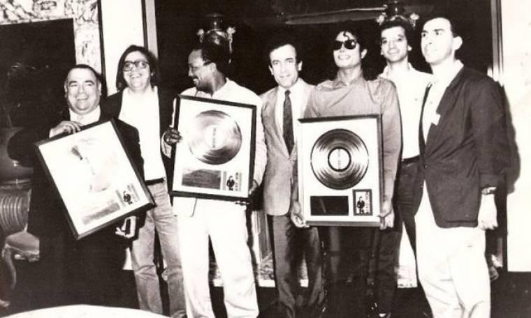 Ο Έλληνας που γνώρισε τον Michael Jackson