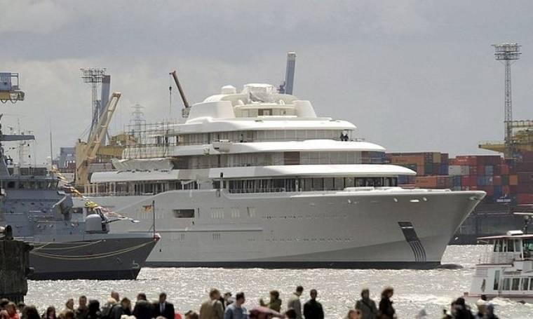 Ιδού το νέο παλάτι του Abramovich!