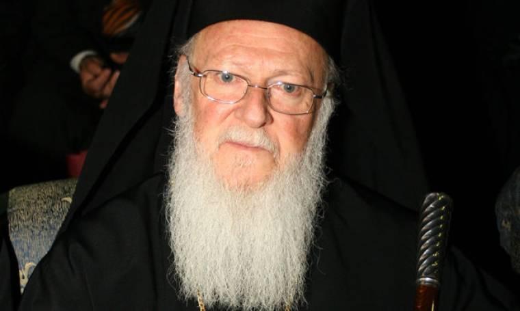 Ο Πατριάρχης στην Αμερική