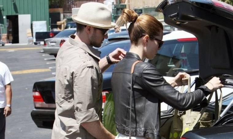 Όταν ο Timberlake και η Jessica Biel πήγαν για ψώνια....