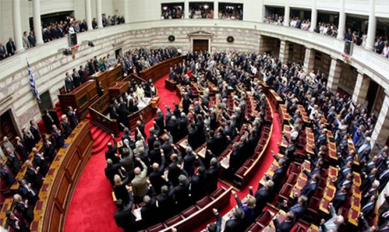 Πήραν τα ηνία οι νέοι στη Βουλή
