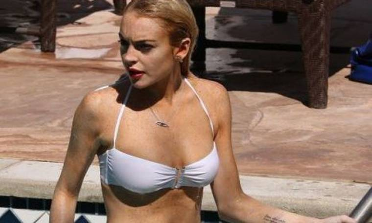 Ξεκούραση για τη Lindsay Lohan