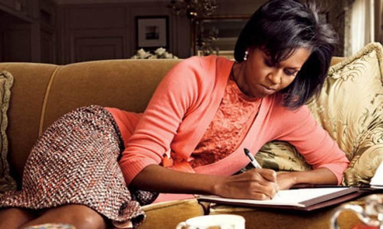 Τα μυστικά της Michelle Obama
