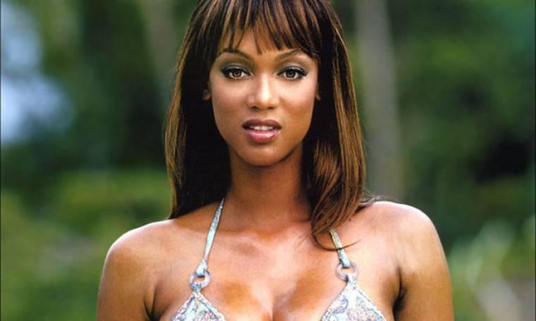 Έβγαλε τα extensions η Tyra Banks