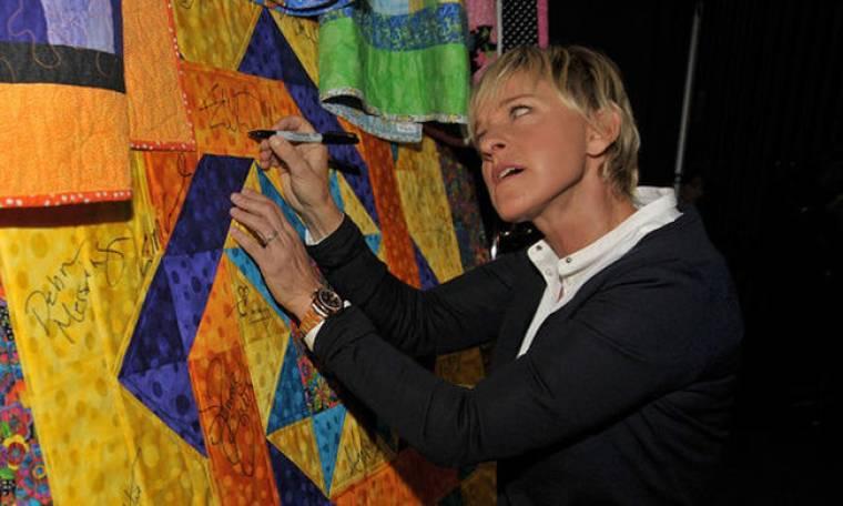 Ellen De Generes: Η νέα Paula Abdul