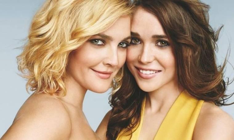 Στα κίτρινα Barrymore και Page