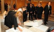 Η επίσκεψη της πριγκίπισσας της Σουηδίας στην Ελλάδα