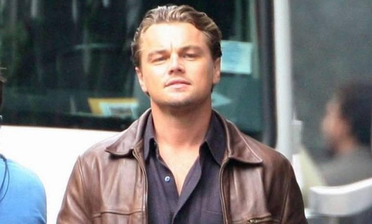 Έχει πιάσει δουλειά για τα καλά ο DiCaprio