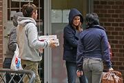 Ο Πάρης στο Βανκούβερ για την Nikki Reed