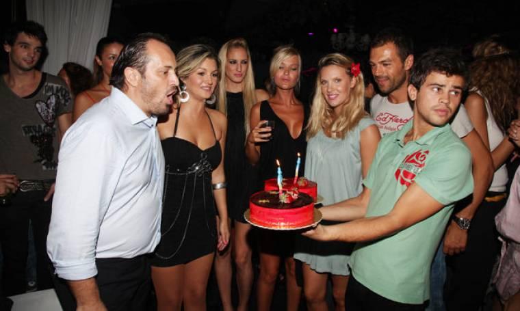 Το Birthday party που μετατράπηκε σε... πασαρέλα μοντέλων