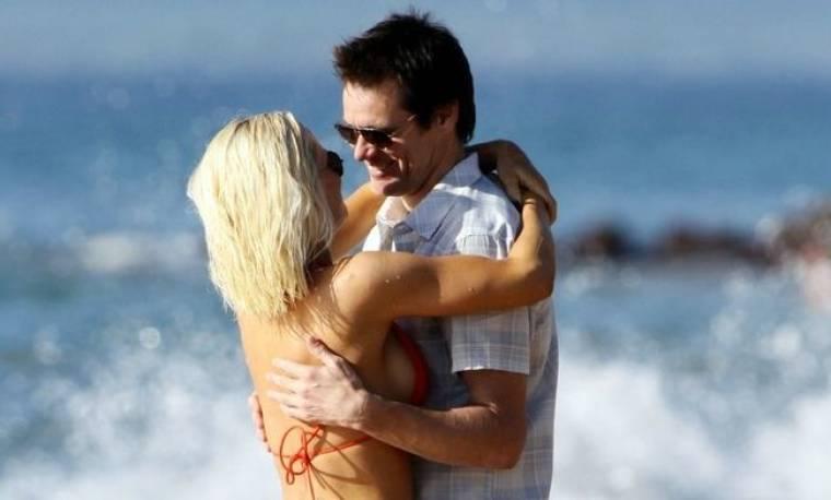 Ο «γάμος» του Jim Carrey με τη Jenny McCarthy