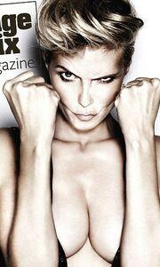 Heidi Klum: Απλά καταπληκτική!