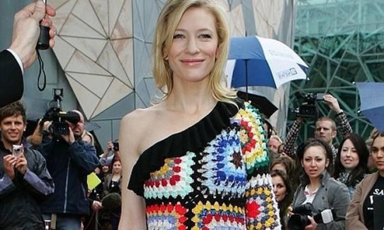 Το περίεργο φόρεμα της Blanchett