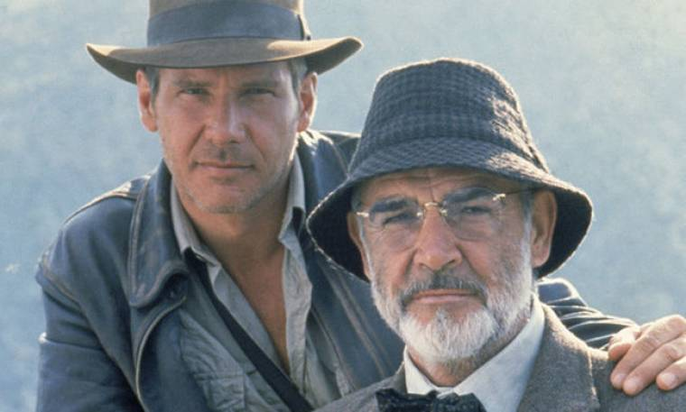 Και ο Sean Connery στον Indiana Jones
