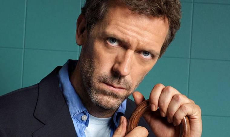 Hugh Laurie: Τον ταλαιπωρεί ο Dr. House