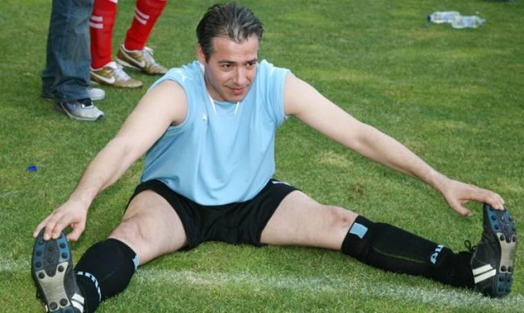 Ο Μάνεσης... ποδοσφαιριστής!