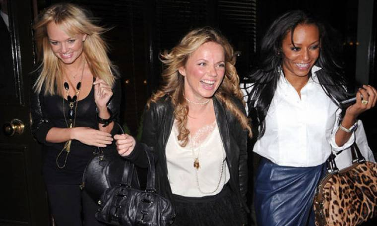 Spice Girls....reunion!