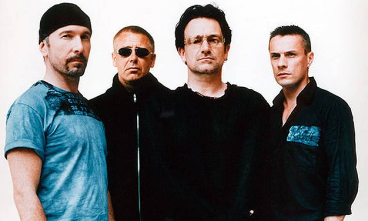 Οι U2 στην Αθήνα