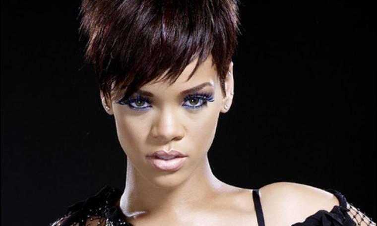 Η hot φωτογράφηση της Rihanna