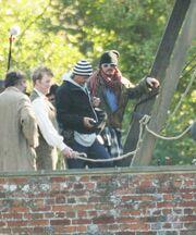 Ο Johnny Depp σκηνοθέτης video clip