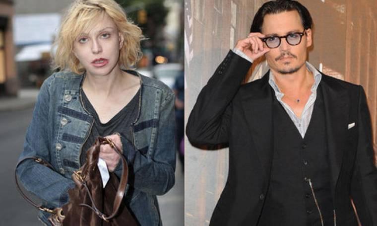Ο Johnny Depp έσωσε τη ζωή της Courtney Love