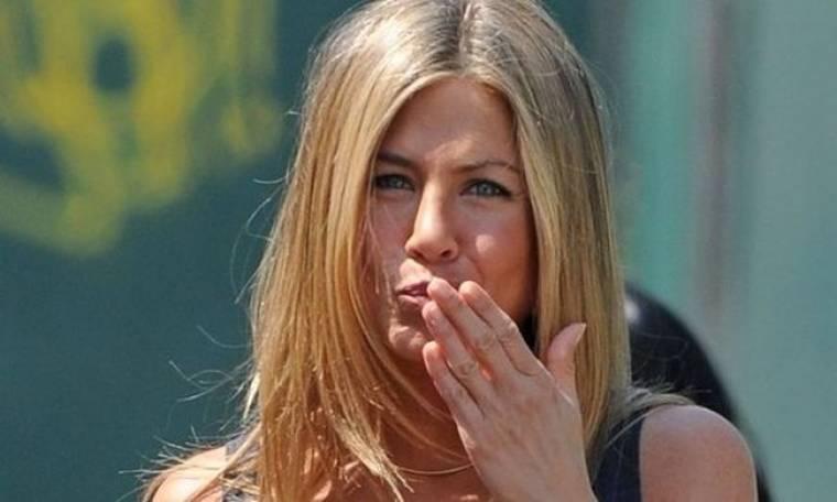 Οι «ιεροτελεστίες» της Jennifer Aniston