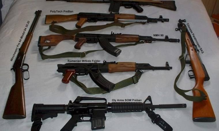 Βγήκαν τα πιστόλια…
