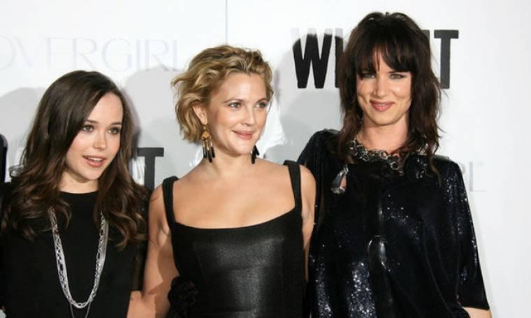 Οι μελανιές της Drew Barrymore