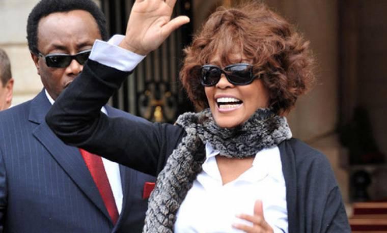 Στο Παρίσι η Whitney Houston