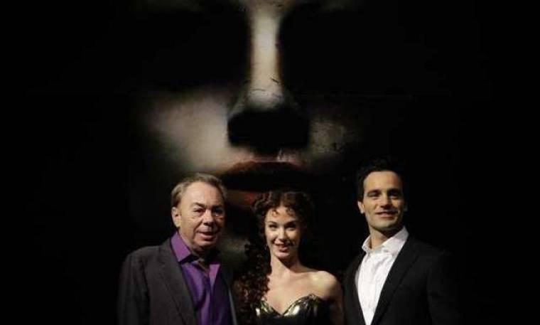 Έρχεται η συνέχεια του Phantom of the opera