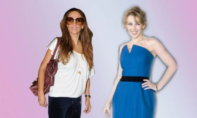 Έφαγε πόρτα από την Κοκκίνου η Minogue