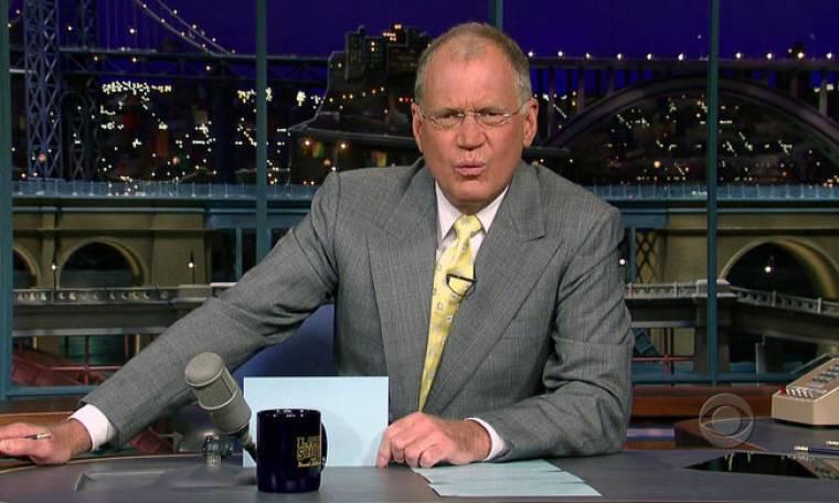 Θέλει διαζύγιο η γυναίκα του Letterman