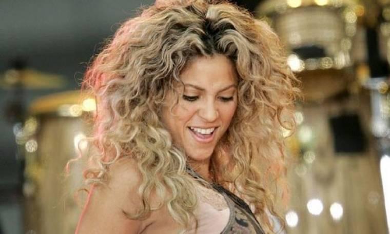 Στην Κολομβία η Shakira