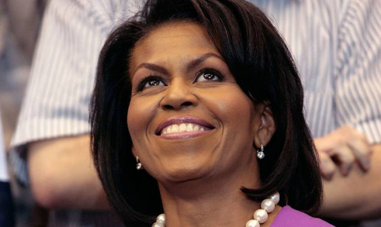 Κούκλα η... Michelle Obama