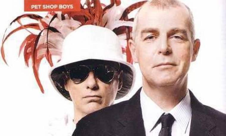"""""""Pandemonium"""" για τους Pet Shop Boys στην Ελλάδα!"""