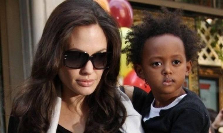 Επίθεση στη Jolie για τα μαλλιά της Zahara