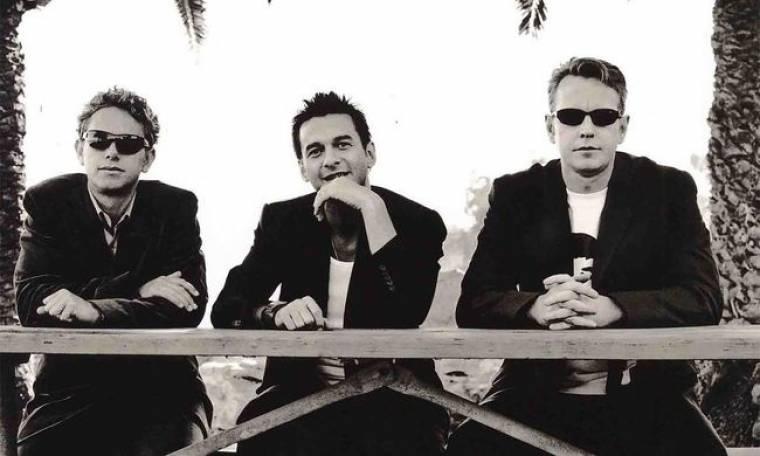 Μπέρδεψαν τα... μπούτια τους οι Depeche Mode