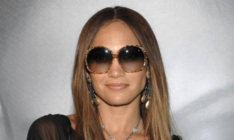 Η ευτυχισμένη Jennifer Lopez