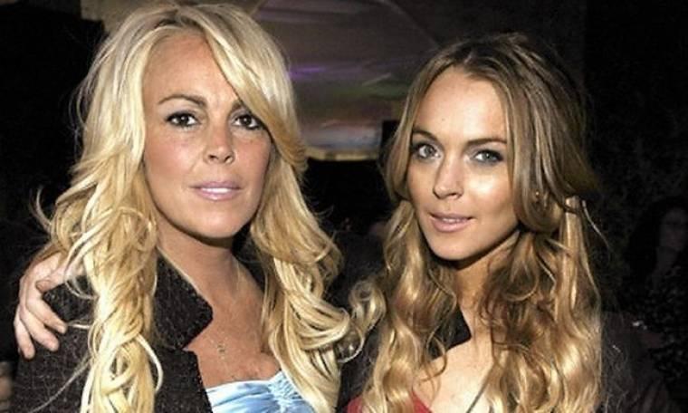 Tα... μπινελίκια της μητέρας της Lindsay Lohan στον πρώην σύζυγο