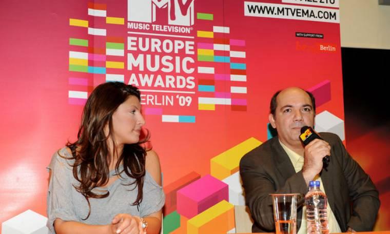 Στο Σύνταγμα για τα MTV Awards η Παπαρίζου