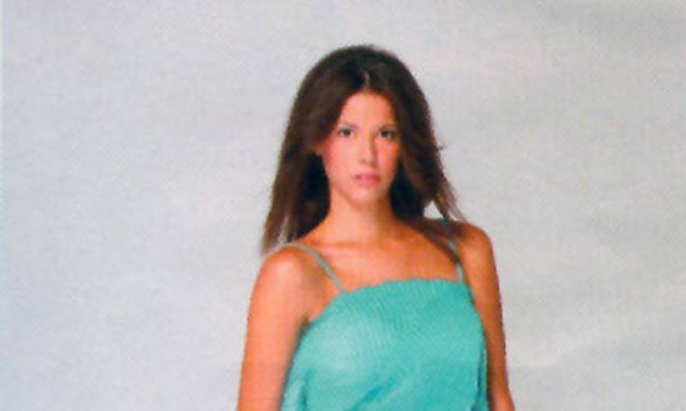 Άγνωστα details του κοριτσιού που έφυγε από το Next Top Model