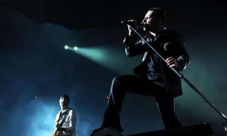 Οι U2 ζωντανά στο YouTube