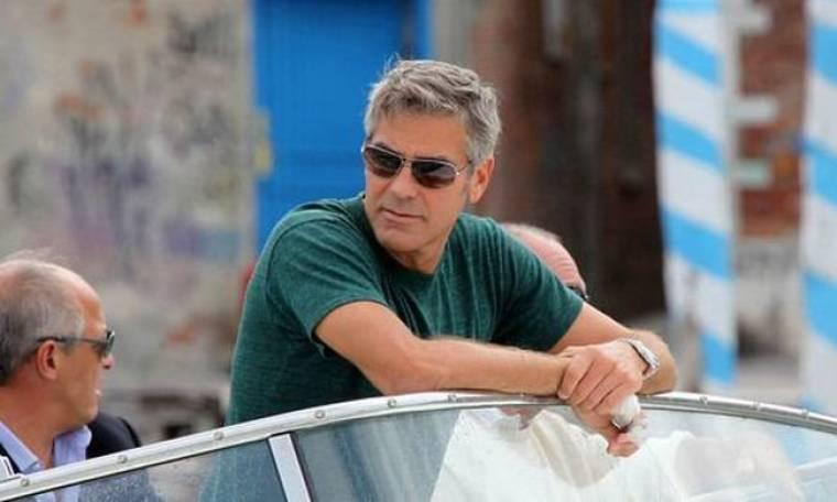 """George Clooney: """"Καλύτερα γέρος παρά νεκρός"""""""