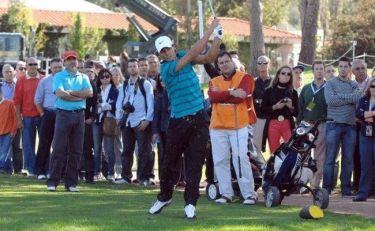 Το γκολφ,  χόμπι του Ράφαελ  Ναδάλ