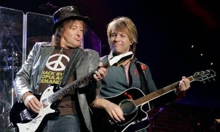 Και οι Bon Jovi στην O2 Arena