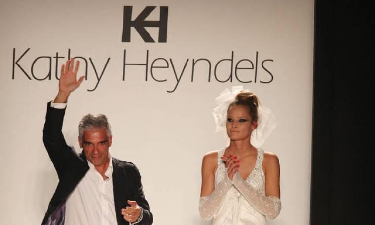 Athens Fashion Week: Στην επίδειξη της Kathy Heyndels
